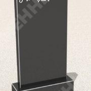 Вертикальный памятник РК-009